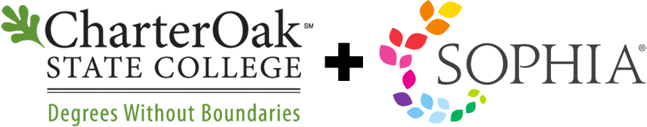 Charter Oak State College + Sophia
